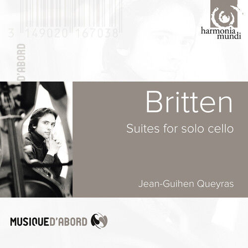 Jean-Guihen Queyras, - Suites for Solo Cello [New CD]