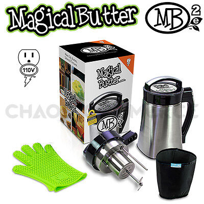 Magical Butter 2 Machine Herbal Infuser MB2 Botanical Herbal Oil Tincture MB2e