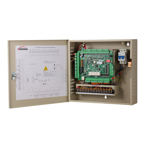 Visionis VS-AS-4DLX Four Door Network Access Control Panel ... on