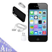 Black iPhone 4 Verizon Good ESN
