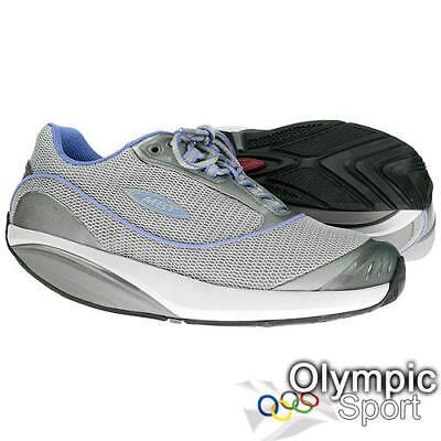 MBT Fora PLATA Zapatos Mujer UK 4 EU 37 400212-19
