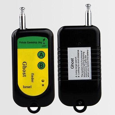 - Anti-Spy Wireless Radio Signal Hidden Camera RF Bug Detector Test Tracker Finder