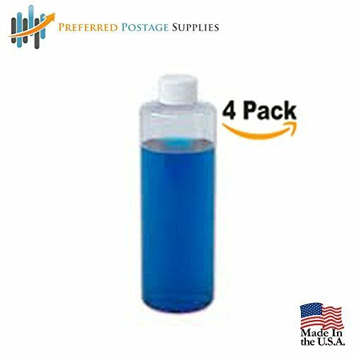 Preferred Postage Supplies 4 Bottles 4 Oz. of Concentrated Sealing Solution