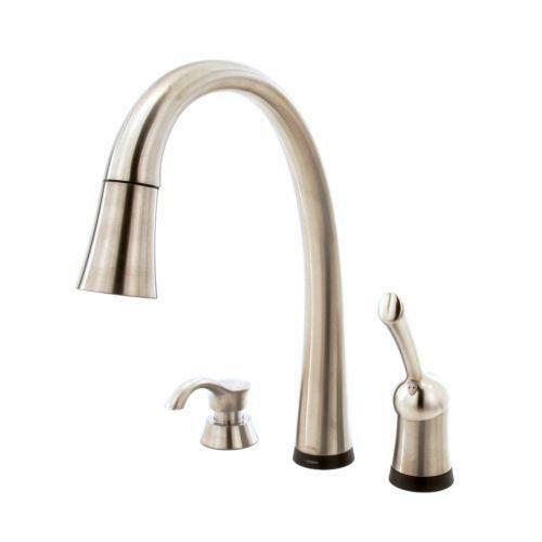 Delta Faucet Kitchen TOUCH2O
