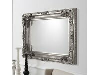 New Ornate and Traditional mirrors