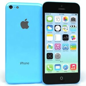 Apple iPhone 5C, 16GB, Blue, Telus and Koodo