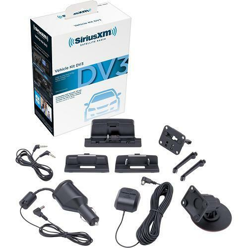SiriusXM Interoperable Vehicle Car Kit for Sirius & XM Radios SXDV3 (New Design)