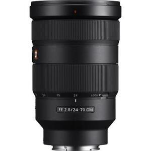 SONY 24-70mm GM F2.8 BRAND NEW + save 250$ with a trade-in please see details in listing