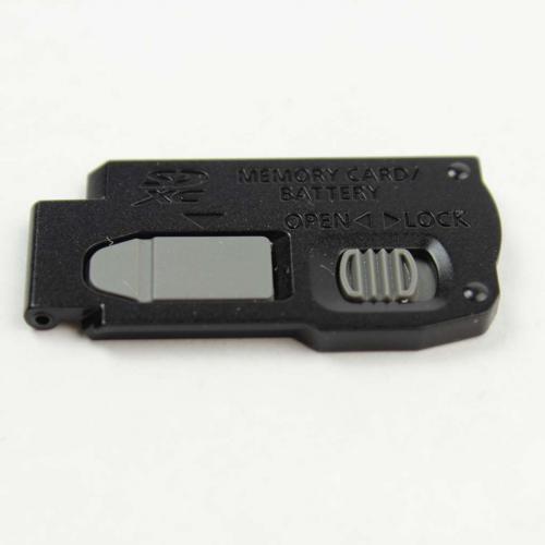 Panasonic Lumix Dmc-zs19 Zs20 Zs25 Battery Cover Door Rep...