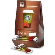 Starbucks Coffee Packets