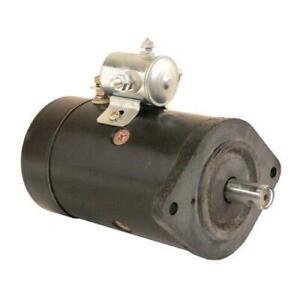 PUMP MOTOR REPLACES PRESTOLITE MCL6225A 46-2244 46-2155 46-2604 46-235