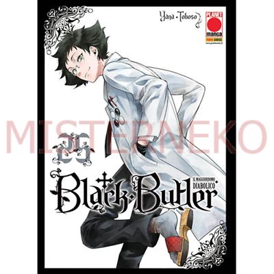 Manga - Black Butler - Il Maggiordomo Diabolico 25 - Panini Comics