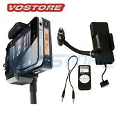 iPhone 4 Car Holder Charger Transmitter
