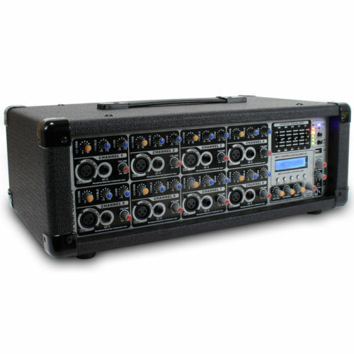 Professional Audio Output: Amplifiers, Speakers, and Headphones