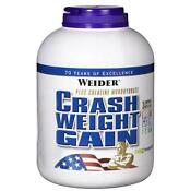 Weider Crash Weight Gain