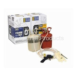 Touch 'n Seal U2-600 Spray Closed Cell Foam Insulation Kit 600BF