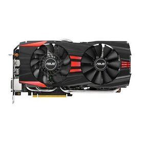 Asus Nvidia GeForce GTX 780 DirectCU II 3GB GDDR5