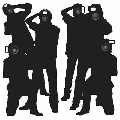 Paparazzi Prop Background (Over 5ft Tall)