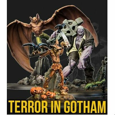 Terror in Gotham: Batman Miniature Game