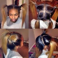 PROFESSIONAL SEW INS DONE IN THE PRIVACY OF YOUR OWN HOME
