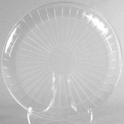 Clear Plastic Serving Tray 18