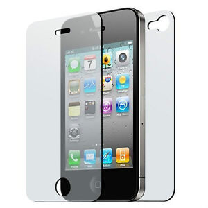 IPHONE 5, 5S, 6 & 6 PLUS CLEAR SCREEN PROTECTOR FOR FRONT & BACK Regina Regina Area image 2
