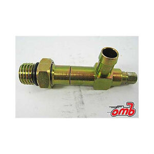 Metric Oil Drain Valve M20X2.5 Scag 482349   Lawnmower parts