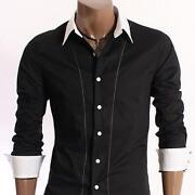 Large Collar Shirt