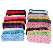 50 Crochet Headbands