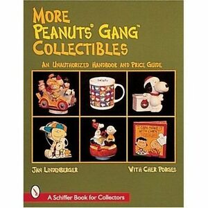 More Peanuts Gang Collectibles by Cher Porges, Jan Lindenberger (Paperback,...