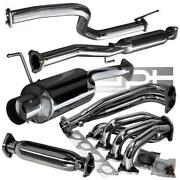 Honda Civic Hatchback Exhaust