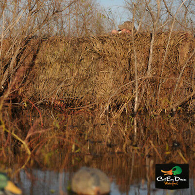 AVERY GREENHEAD GEAR GHG REALGRASS REAL GRASS BOAT BLIND MAT TIMBER BROWN