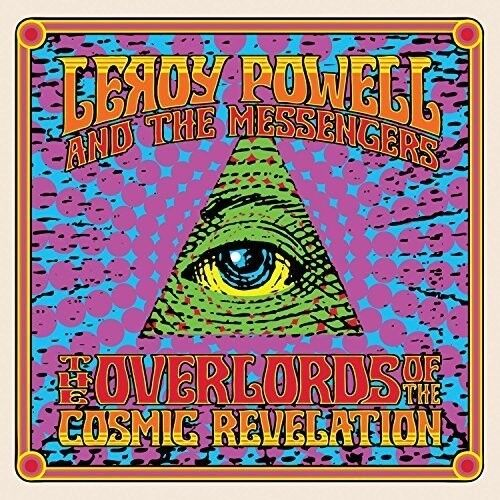 Leroy Powell - Overlords of the Cosmic Revelation [New CD]