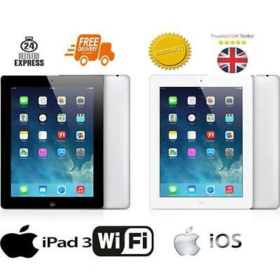 New Apple iPad 3 WiFi 9.7 inch 3rd Generation Sealed Box Gift