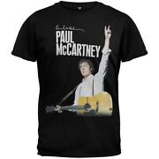 Paul McCartney on The Run Tour