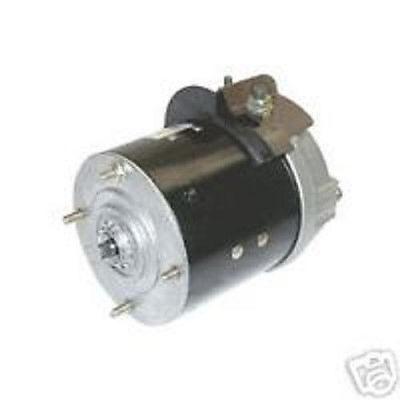 Crown Motor - Pump 24 Volt Dc Part 805158