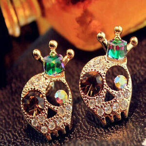Set of Skull Earrings- Very beautiful and unique.
