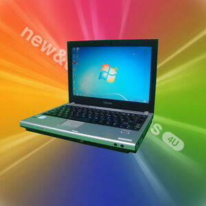 WINDOWS-7-Toshiba-Satellite-Pro-U200-CHEAP-Laptop-Dual-Core-2Gb-Ram-6M-Warranty