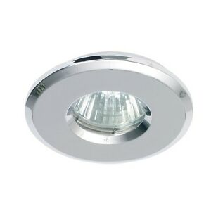 BATHROOM SHOWER HALOGEN RECESSED DOWN LIGHTS GU10 IP65 ...