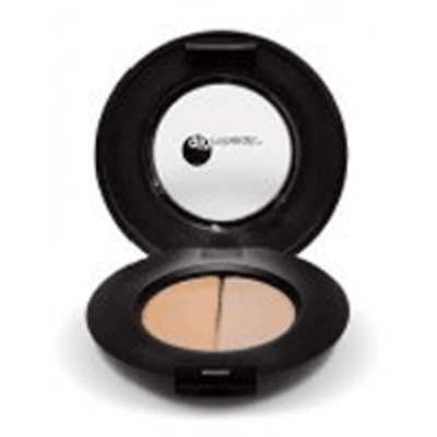 Glominerals Eye Brow Powder Duo Taupe