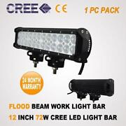 72W LED Light Bar