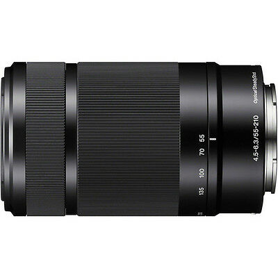 Sony E 55-210mm f / 4.5-6.3 OSS E-Mount Kameraobjektiv