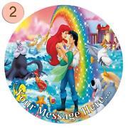 Mermaid Cake Decorations