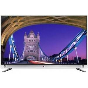 "LED 55"" Ultra HD 3D 240Hz 4K Smart LG ( 55LA9650 )"