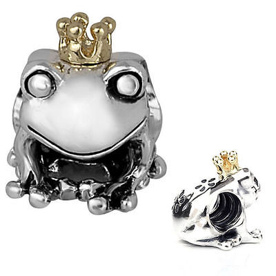 Left - Fake Frog Prince - Notice the extra shiny appearance, and the dark around his eyeball. Right is the real deal!