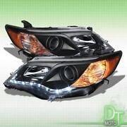 2012 Camry Headlight