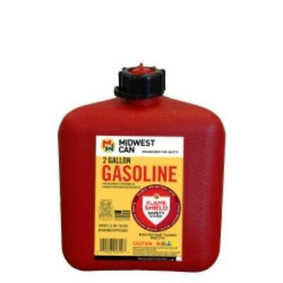 Midwest Can 2310 2 Gallon Fmd Gas Can
