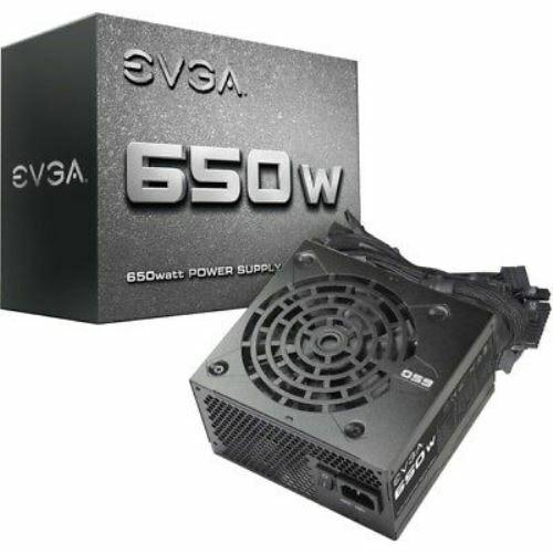 EVGA 100-N1-0550-L1 650W ATX12V & EPS12V Power Supply