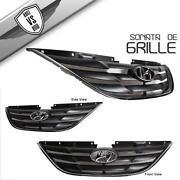 2012 Hyundai Sonata Grill