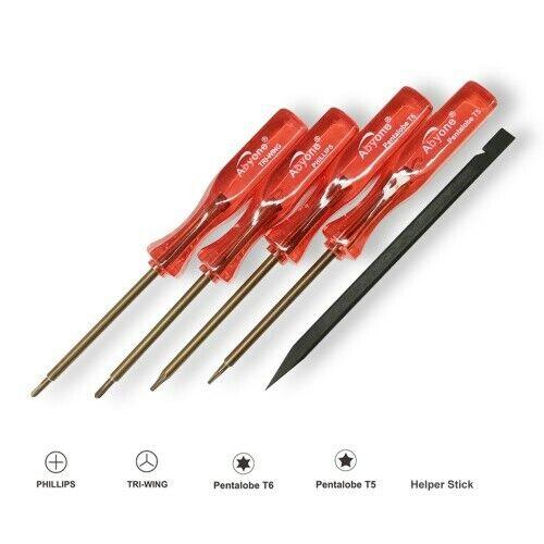 2009 2010 2011 2012 2013 2014 MacBook Pro Repair Screwdriver Tool Kit for Apple